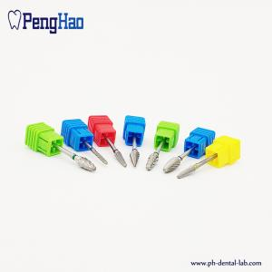 China Dental Laboratory Burs Tungsten Carbide Cutters on sale