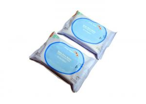 China Small Dot No Irritation Alcohol Free Biodegradable Baby Wet Wipes on sale