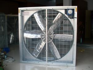 China centrifudal shutter exhaust fan on sale