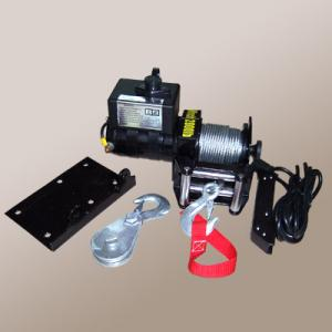 China 7000lb Electric Car Trailer Winch CE approved on sale