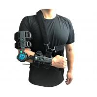 Post Op Telescopic Orthopedic Elbow Brace Support Breathable With Hand Grip