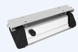 China ETL DLC Linear High Bay 50W Commercial Led Lighting Flicker Free Ceiling Mount on sale