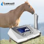 Veterinary Animal Equine Shockwave Machine Minimally Invasive For Horse