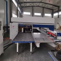 China Sheet Metal Servo Type CNC Turret Punching Machine on sale