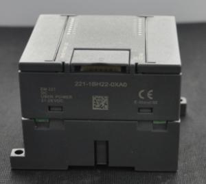 China Digital Programming Logic Controller Siemens S7 PLC 200 6ES7221-1BH22-0XA0 on sale