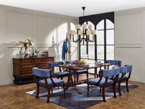 China New design Dining room furniture sets,Home furniture,dining table,dining chair on sale