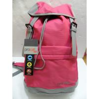 Deawing backpack-sport s bagpack Procat Gray and Hot Pink Backpack