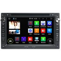 Quad Core 2 Din Car GPS Navigation System For 1996 - 2006 Old Volkswagen B5 Jetta Polo Bora Jolf