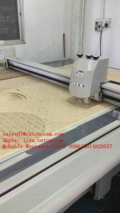 China 36pt Triple Double Wall Corrugated Board Knife Cutting Sample Table on sale