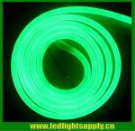 Micro néon neo de néon conduzido verde brilhante super da fita 8*16mm