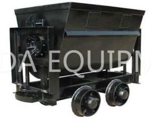 China Railway Wagons , Mining Rail Car , Railway Freight Wagon , Mine Processing Transport Vehicle Railway Tramcar ,  Mine Car on sale