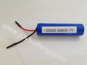 Quality 18650 3.7v Samsung 2600mAh ICR18650-26F with PCB,Li-ion rechargeable battery 3 for sale