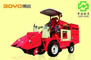 China Mini Corn Combine Harvester 4YZ-2B on sale