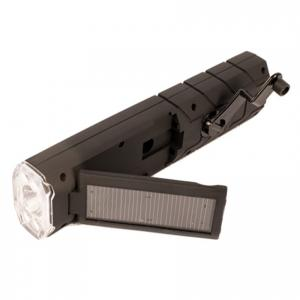 China TD-817-5LED solar power flashlight on sale