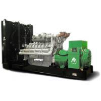 Cooling Type Water Cooled Perkins Diesel Generators 2000KW 4-Stroke