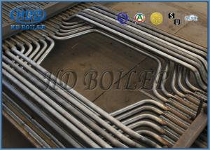 China As per ASME standard water wall panel with inspection hole Membrane mandrel block on sale