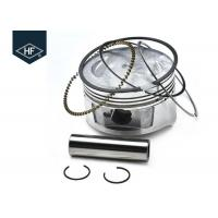 CB 250 Water Cooled Motorcycle Engine Spare Parts 69mm / 17mm Pin Piston Kit