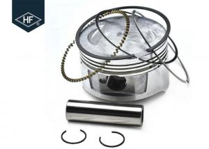China CB 250 Water Cooled Motorcycle Engine Spare Parts 69mm / 17mm Pin Piston Kit on sale