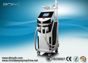 China 3 In 1 IPL RF Laser Tattoo Removal Machine For Pigments / Skin Tightening on sale
