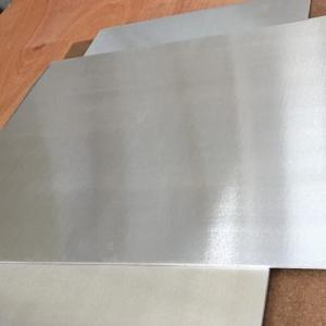 China High Intensity Magnesium Rare Earth Alloy WE43 WE54  Sheet Plate Board on sale