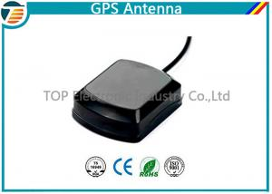 China SMA / SMB / BNC Connector GPS External Antenna HI Gain For Vehicle System on sale