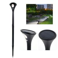China 150W Landscape Solar Led Patio Lights , Solar Powered Patio Lights Flame Lawn Lamp on sale