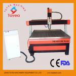 machine de gravure de publicité de commande numérique par ordinateur de 1500 x de 1200mm TIE-1512