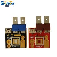 China Led Red Bule Light Chip Projector Accessory For Rear Mitsubishi Laser Power Source on sale