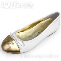 Brand women leather flat shoes 2011