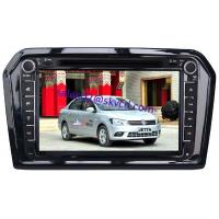 "China (VW SANTANA (2013)) 8"" car DVD GPS player for VW car, with TV,radio, bluetooth, 3G WCDMA on sale"