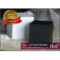 Custom square Photo Jewelry Boxes, photo Jewelry music box and  engagement ring presentation boxes