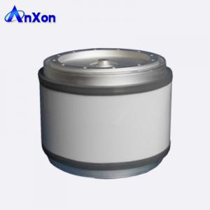 China AnXon CKT50/10/50 10KV 15KV 50PF 50A Fixed Vacuum capacitor for Linear Pulse Power Amplifiers on sale