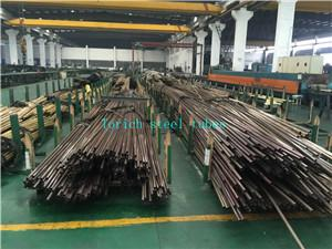 China Condenser Straight Copper Nickel Tubes Gr CuNi90 10  C70600 ASTM B111 Standard on sale
