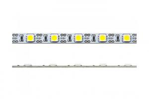 China 7W DC12V Narrow Rigid LED Light Bar High Power 3 Chip SMD LEDs - 690 Lumens on sale