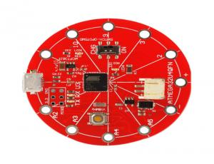 China Microcontroller Arduino Controller Board USB ATmega32U4 With Micro USB Interface on sale