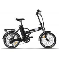 Mini Foldable Electric Powered Bike 20 Inch Ebike With Lithium Battery