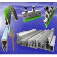 Screen printing aluminum squeegee handle, screenprint supplies/screen printing squeegee aluminum handle
