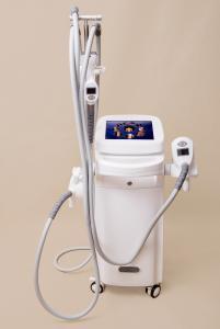 China Vacuum + RF + IR Laser + Roller + Cavitation vacuum Cellulite Reduction  Vacuum Slimming Machine on sale