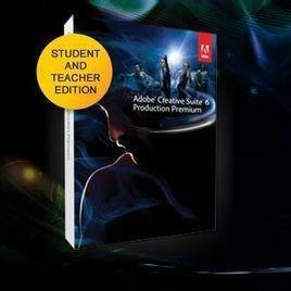 China Adobe Creative Suite 6 Production Premium for Windows and Mac key on sale