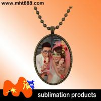 Zinc Alloy Personalized Dog Tags For Men / Beautiful Gold Dog Tag Necklace