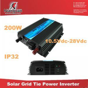 China Solar Grid Tie Micro Inverter - Solar Inverter- 200w 300w 400w 500w 600w 800w 1000w on sale