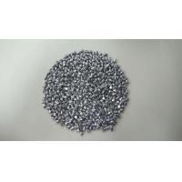 Lustrous Zinc Granule , Zn Purity Zinc Metals 5N 99.999% CAS 7440 66 6
