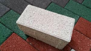 Quality Municipal Construction Block Paving Edging Stones Excellent Water Permeability for sale