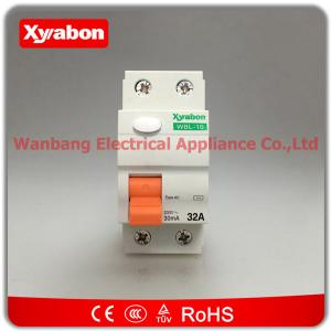 SCHNEIDER DOMB2 2 pole 32 A 30 mA 0 030 A 15245 DIFERENCIAL RCCB for