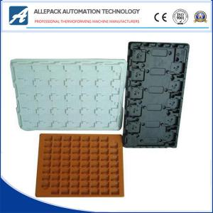 China Thermoforming Antistatic Electronic Component Trays , Electronic Blister Packing Tray on sale