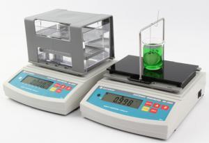 China DH-300X DahoMeter Density Testing Machine , Density Hydrometer , Electronic Hydrometer for Solids , Liquids , Powder on sale