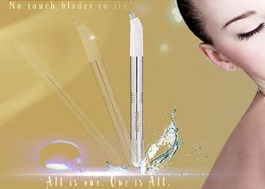 China Face Deep Ultra Microblading Hand Tool Autoclavable Pen For Perfect Brows on sale