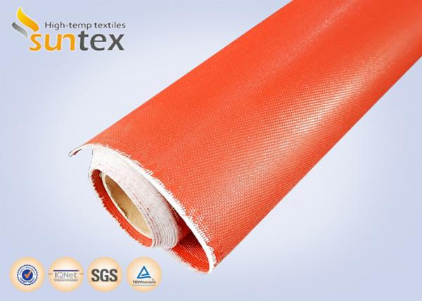 1mm Thick Both Side Silicone Rubber Coated Fabric Expansion