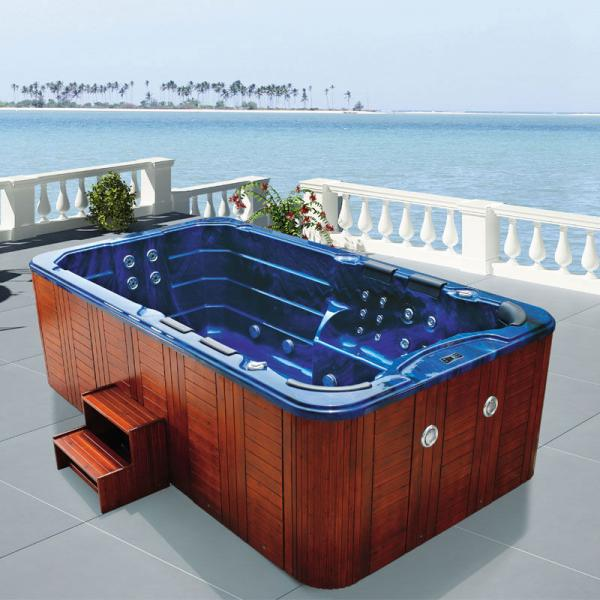 Balboa Hot Tub >> Monalisa M 3337 Swimming Pool Spa Hot Tub Usa Balboa Intelligent