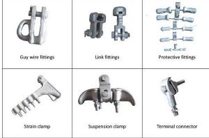 China Electric power fittings on sale